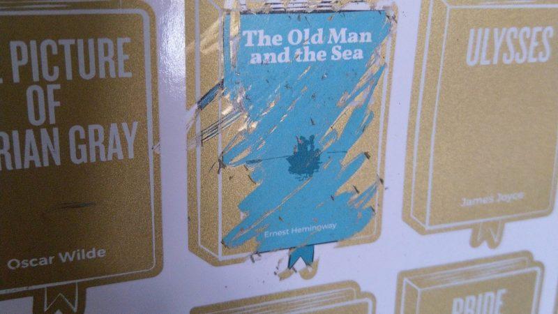 #6. Il vecchio e il mare. Di Ernest Hemingway