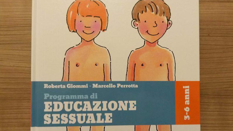 Educazione sessuale per minori… di 6 anni