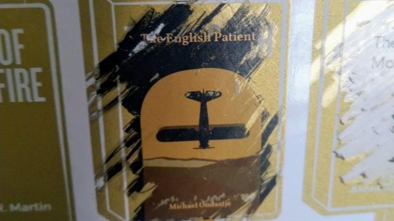 #7. Il paziente inglese. Di Michael Ondaatje