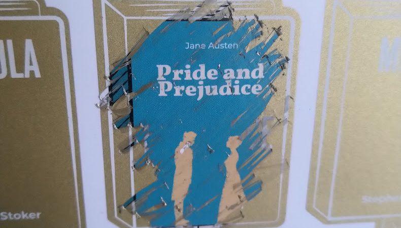 #8. Orgoglio e pregiudizio di Jane Austin
