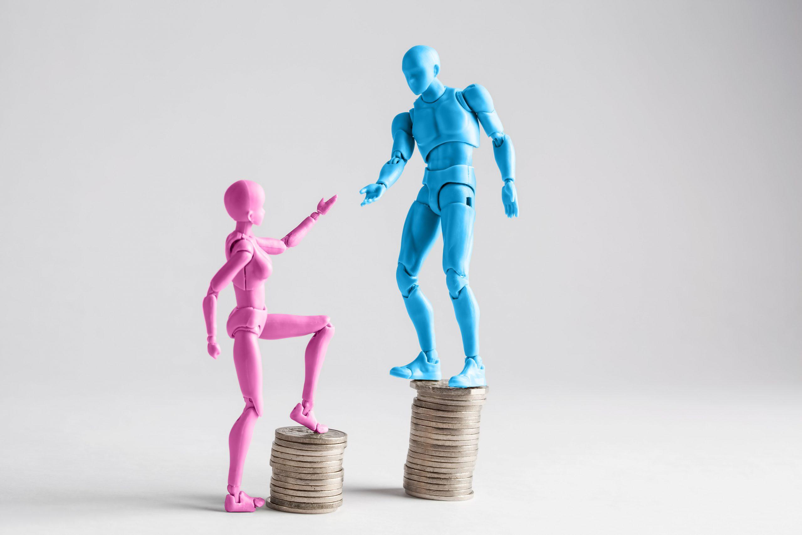Il gender pay gap: è un tabù? Ne parlo io