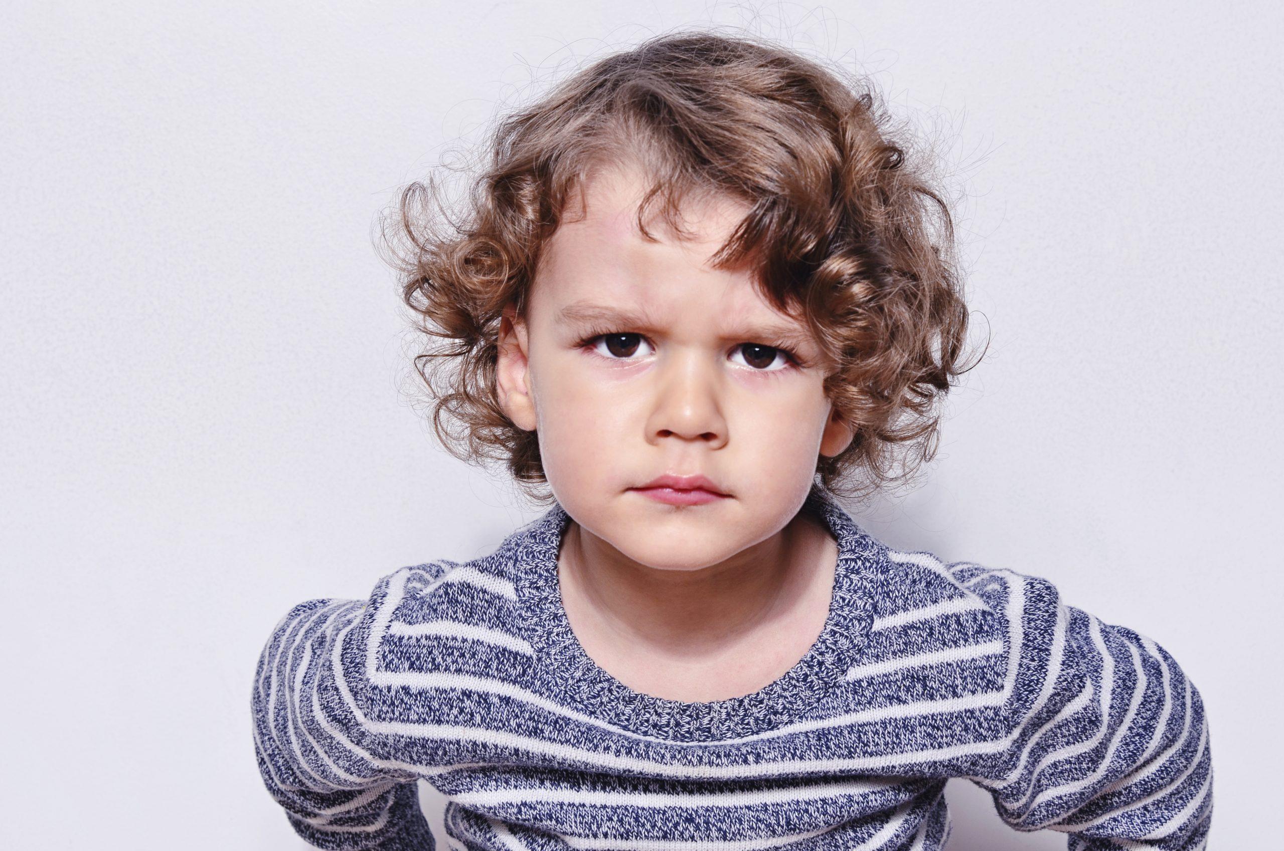 Come gestire la rabbia dei nostri bambini