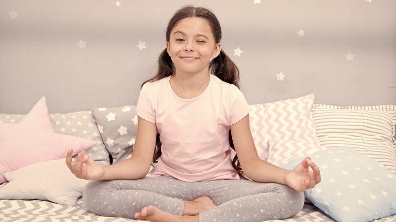 Lo stupefacente potere della meditazione nei bambini