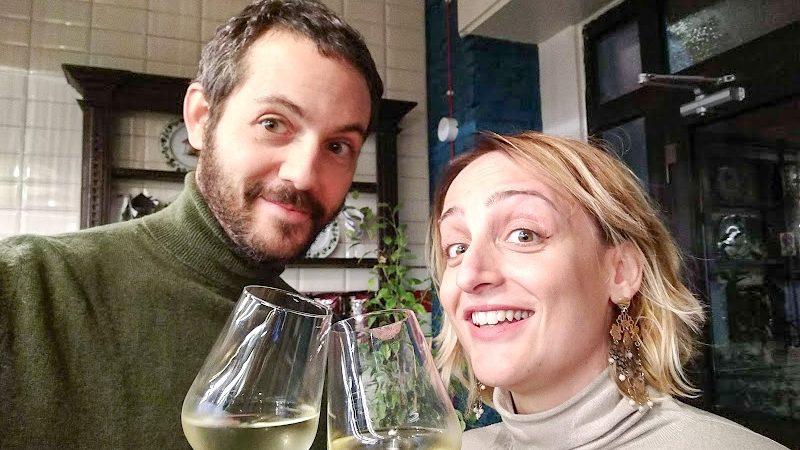 Il vino come collante matrimoniale